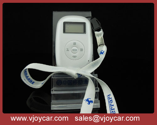 handheld gps tracker portable gps tracker white color