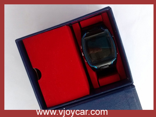 gps tracker watch gift box package
